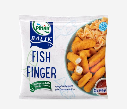 Bim Fish Finger
