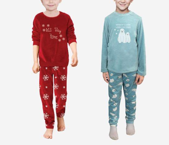 Bim Süper Soft Pijama Takımı Kız - Erkek Çocuk