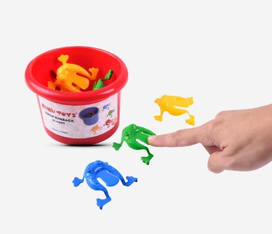 Bim Kurbağa Oyunu