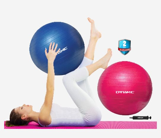 Bim Pilates Topu ve Pompa