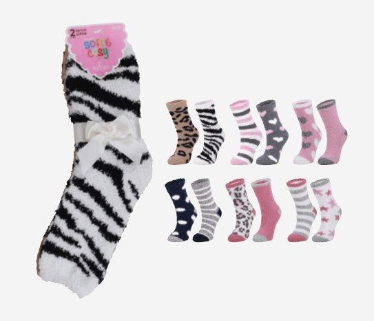 Bim 2'li Ev Çorabı Kadın