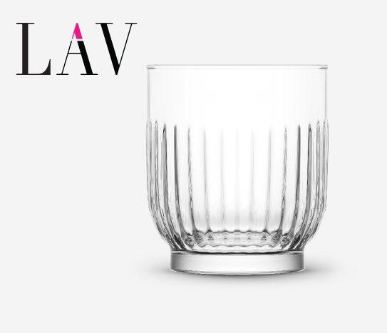 Bim 3'lü Tokyo Kısa Meşrubat Bardağı