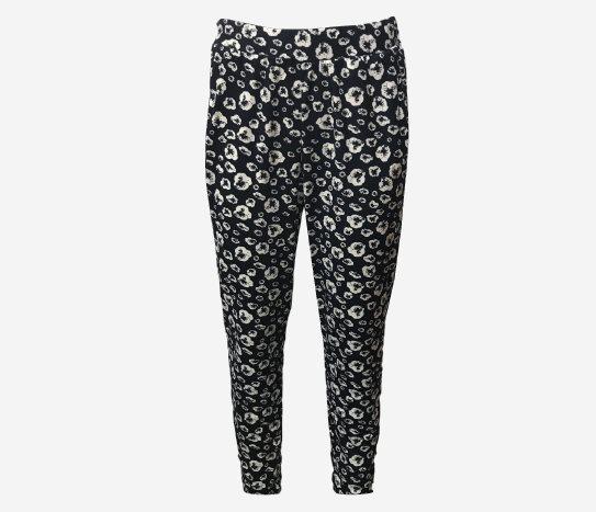 Bim Micro Süet Kadın Pantolon