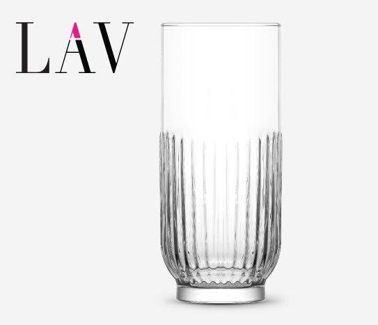 Bim 3'lü Tokyo Uzun Meşrubat Bardağı