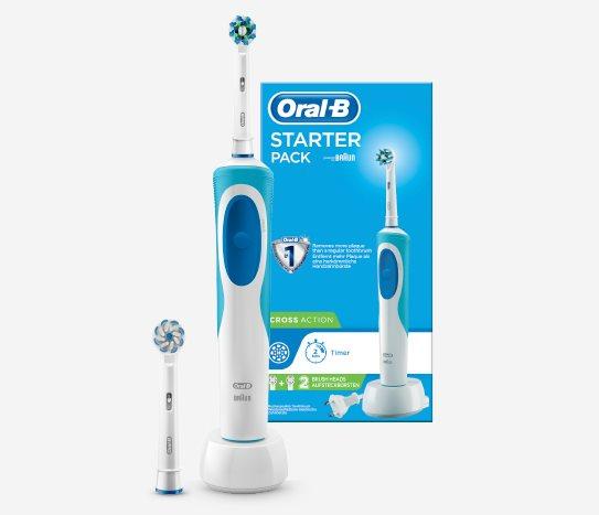 Bim Oral-B Şarjlı Diş Fırçası Starter Pack