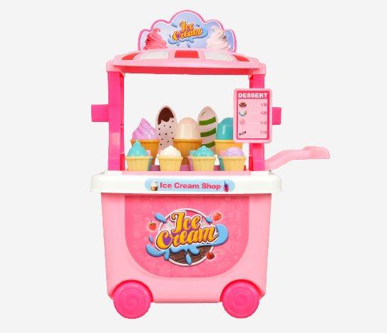 Bim Oyuncak Dondurma Arabası