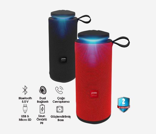 Bim Işıklı Wireless Speaker