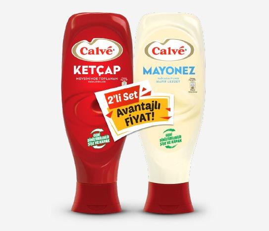 Bim Ketçap & Mayonez
